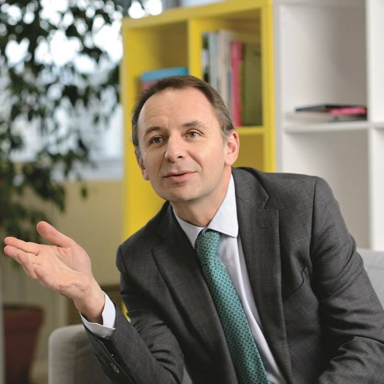 Thomas Chardonne, directeur de la business unit partenariat BPCE de CNP Assurances