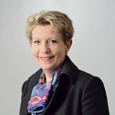 Corinne Gouthière, directrice de l'audit interne Groupe