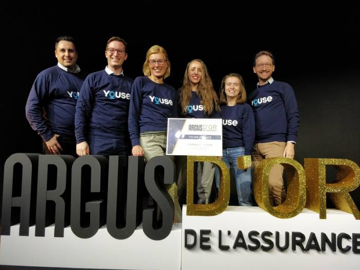Equipe Youse - Argus d'Or